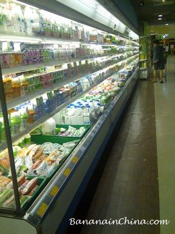 Dairy-milk-supermarket-aisle-China