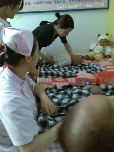 baby-massage-children-hospital-china