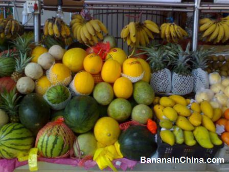 local-fruits-in-china