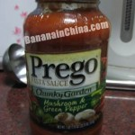 How to cook with Prego Mushroom and Green Pepper pasta sauce
