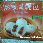 Frozen mantou (馒头) or steamed buns