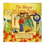 REVIEW: The Moose with Loose Poops by Dr. Charlotte Cowan