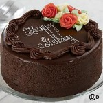 Berries-three-layer-chocolate-birthday-cake