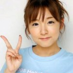 ai-kago-making-peace-sign-young-t-shirt-137568_thumb_585x795