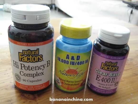 natural-factors-B-complex-vitamin-A-D-E-iherb
